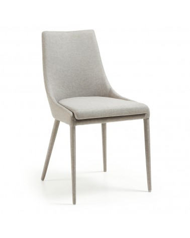 DAVI chair light grey