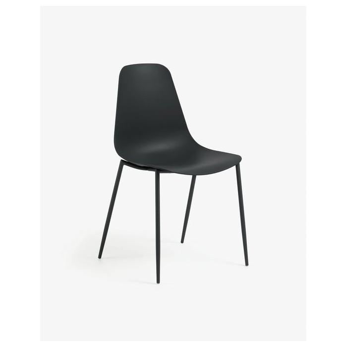 BLACK whatts chair