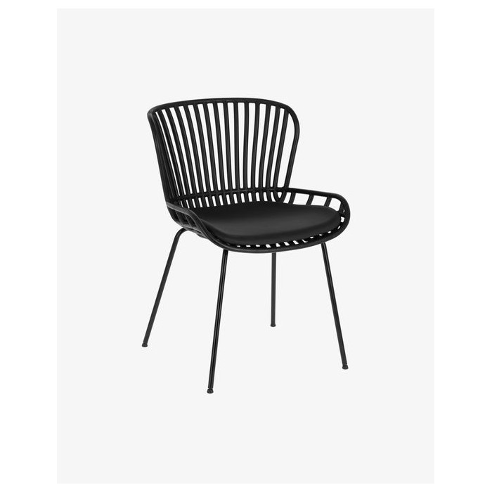 Surpik black chair