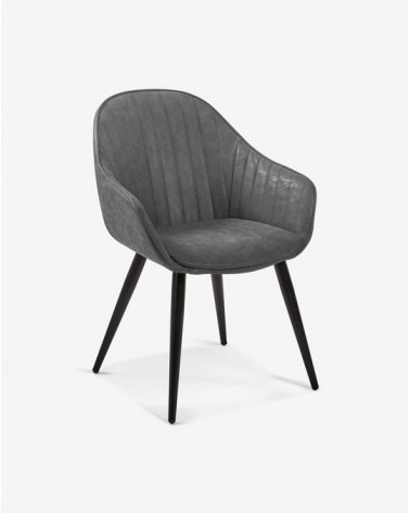 Chair Herbert graphite