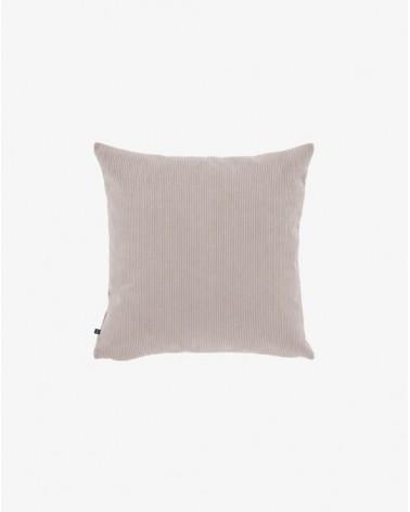 NAMIE Pink corduroy  cuchion   45 x 45 cm / Fluff