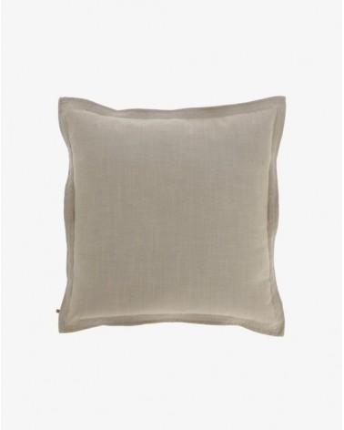 MAELINA Beige cushion   60 x 60 cm / Fluff