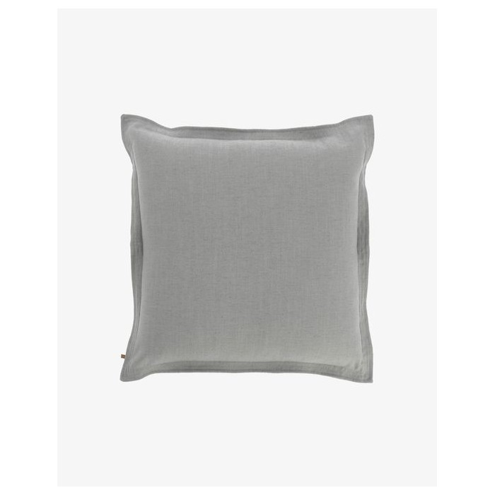 MAELINA grey cushion   60 x 60 cm / Fluff