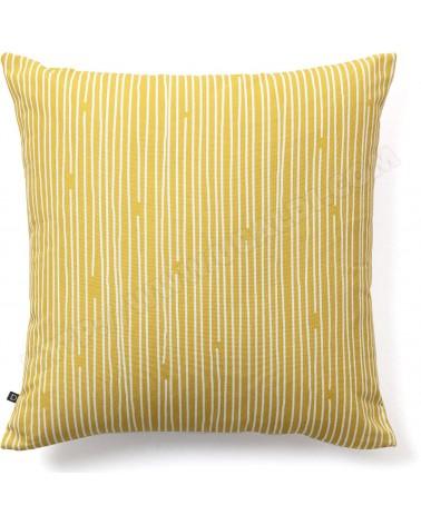 FABIELA striped decorative cushion / fluff