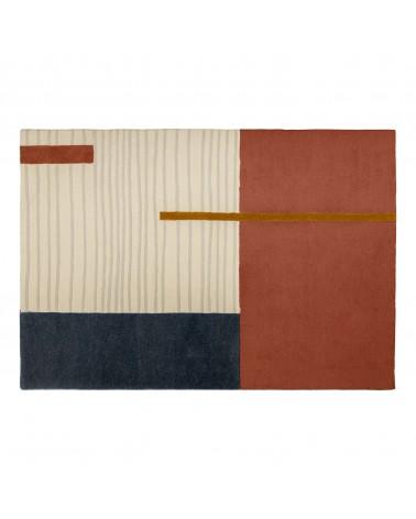 BAHITI 160 x 230 cm rug