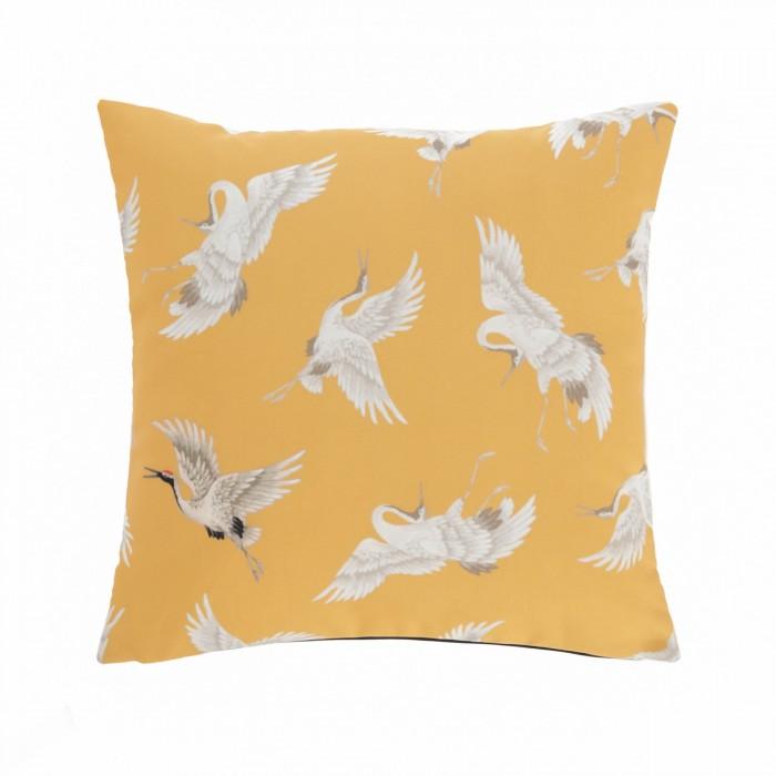 LUNGILE 45 x 45 cm decorative cushion / fluff