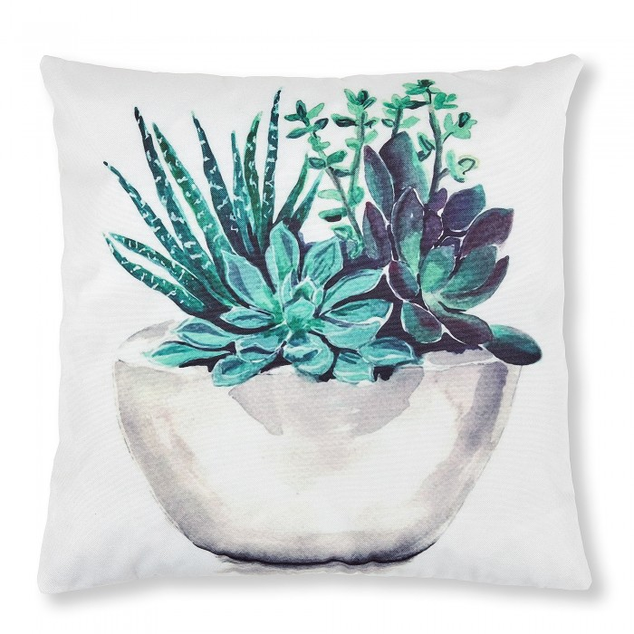 DECORATIVE cushion jared(redja) 45*45 / fluff