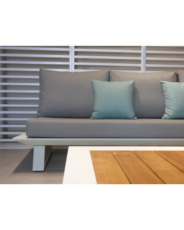 LUX WA1109 3 SEATER WHITE...