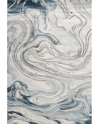 KAQIUSHA RUG 160*230 BLUE GREY