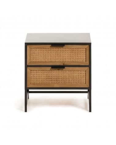 Kyoko 50 x 51 cm bedside table