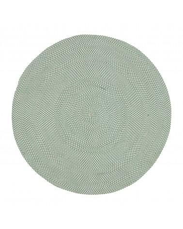 Rodhe green Ø 150 cm rug