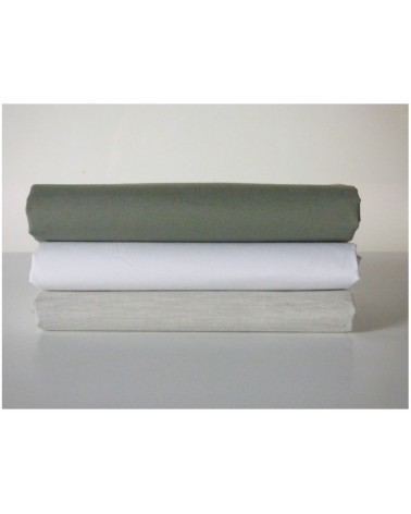 SILENCIO Soft Beige Flat Sheet