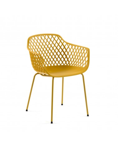 CC1223S31 YELLOW quinn chair