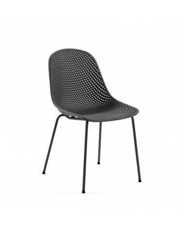 Grey Quinby chair