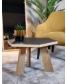 XBFL04 - Coffee Table Stone Top 395mm