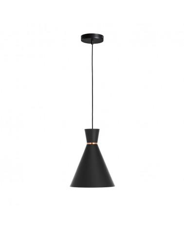 AA6451R01 VESTA black lamp shade