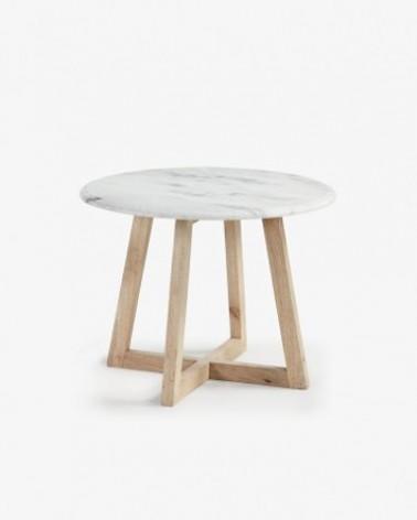 AA0890PR33 HAYLO side table Ø 50 cm