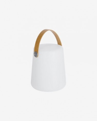 AA7964S05 DIALMA table lamp with brown flex