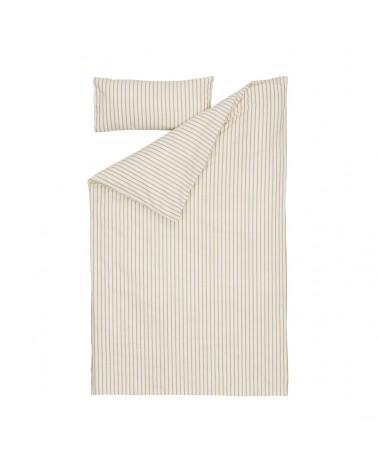 AA7846J090 GHIA bedding set of duvet cover,fitted sheet,pillowcase 90 x 190 cm organic cotton (GOTS)