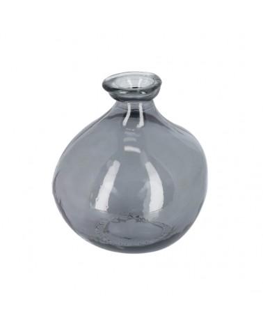 AA0600C25 Brenna small blue vase
