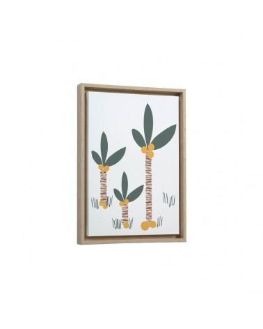 AA6967 Uriana palm picture 30 x 42 cm