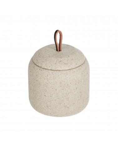 AA4982Y12 - Najilla beige jar