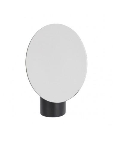 AA5029M01 - Veida mirror with black wooden stand