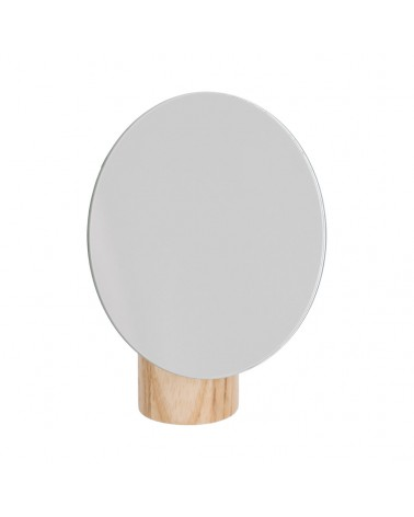 AA5030M46 - Veida mirror with natural wooden stand