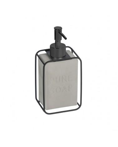 AA5587S03 - Jainen black soap dispenser
