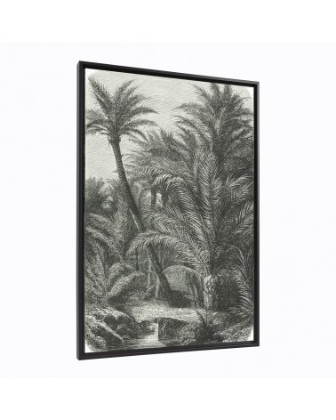 AA6691 - Bamidele palm picture 60 x 90 cm