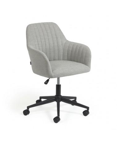 CC2186VD14 - Madina light grey office chair