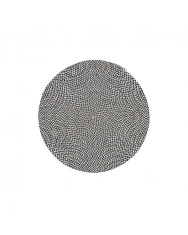 AA6270J15 - Rodhe grey Ø 100 cm rug
