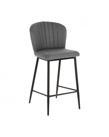 CC1758VD03 - Light grey Madge 68 cm stool