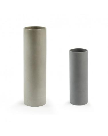 AA1758RF35 - Marta set of 2 vases cylinder