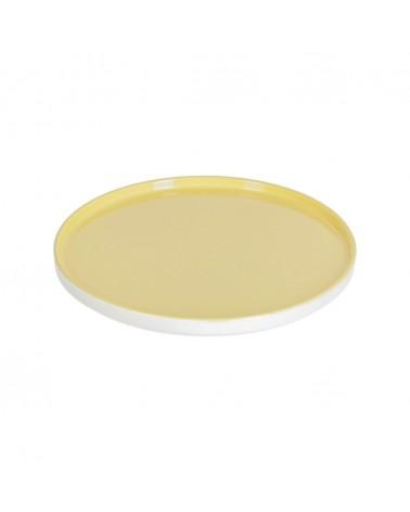 AA8148K31 - Midori ceramic dinner plate in yellow