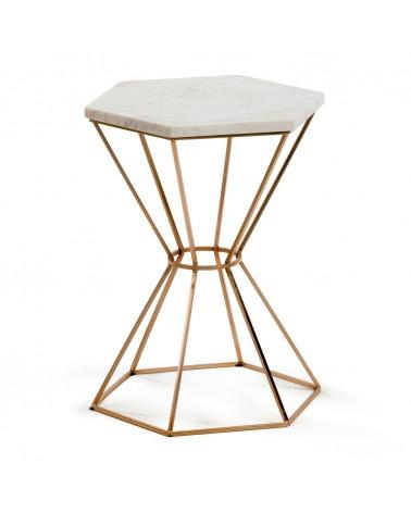 AA0980R54 Linha side table Ø 37 cm