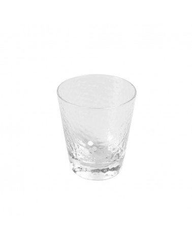 AA8548C07 - Small Dinna transparent and grey glass