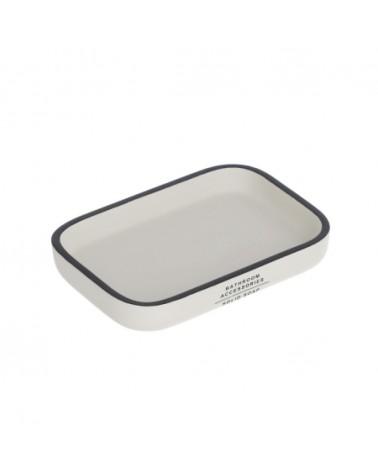 AA5591Y05 - Lali white soap dish