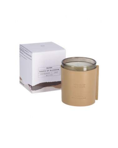 AA8026C10 - Touch of Blossom scented candle 180 g