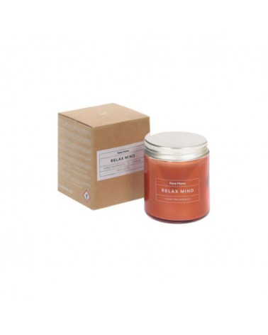 AA7755C10 - Relax Mind aromatic candle
