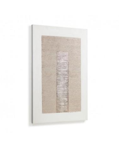 AB0124 - Virgilia canvas in gold 60 x 90 cm