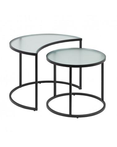 CC1831C07 - Bast set of 2 side tables